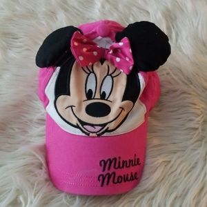 🥰Girl's Disney Minnie mouse hat